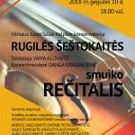 Smuiko_Recitalis
